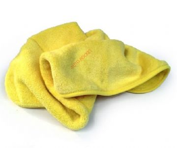 Dodo Juice Ultra Soft Touch - Microfibre Drying Towel ***600GSM*** 60cm x 60cm